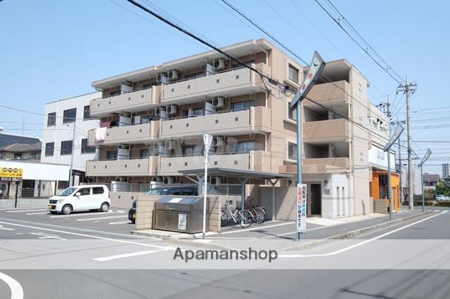 埼玉県坂戸市、若葉駅徒歩9分の築4年 4階建の賃貸マンション