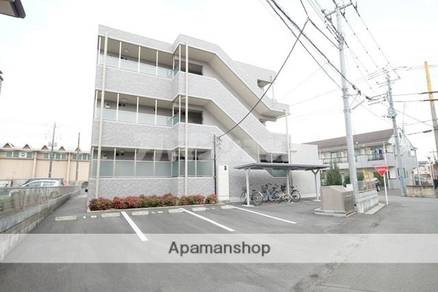 埼玉県坂戸市、坂戸駅徒歩33分の築4年 3階建の賃貸マンション