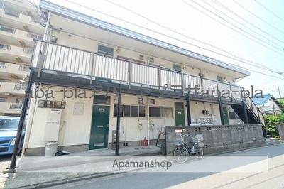 埼玉県川越市、川越駅徒歩10分の築40年 2階建の賃貸アパート
