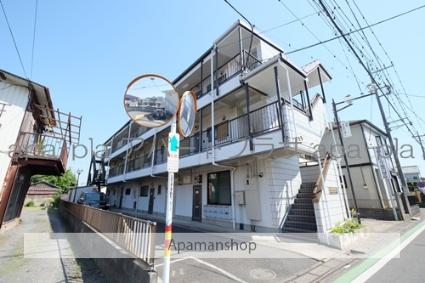 埼玉県川越市、川越駅徒歩10分の築29年 3階建の賃貸マンション