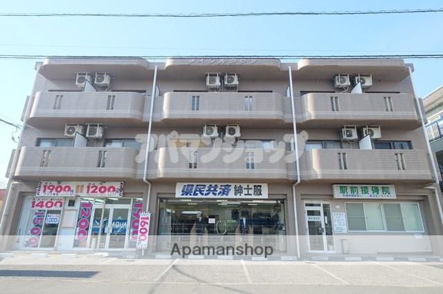 埼玉県坂戸市、坂戸駅徒歩26分の築22年 3階建の賃貸マンション