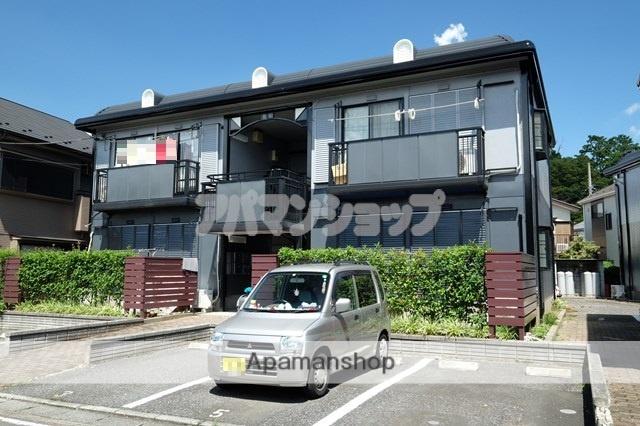 埼玉県坂戸市、坂戸駅徒歩17分の築23年 2階建の賃貸アパート
