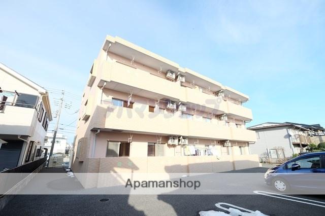 埼玉県坂戸市、北坂戸駅徒歩9分の築12年 3階建の賃貸マンション