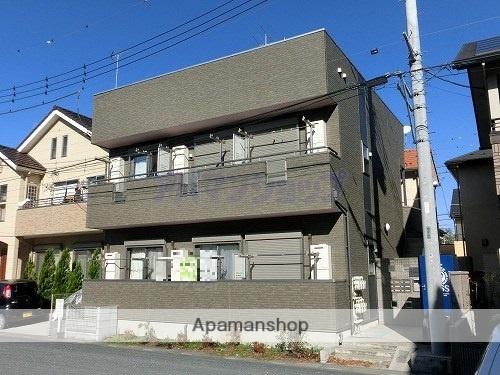 埼玉県坂戸市、若葉駅徒歩5分の築8年 2階建の賃貸アパート