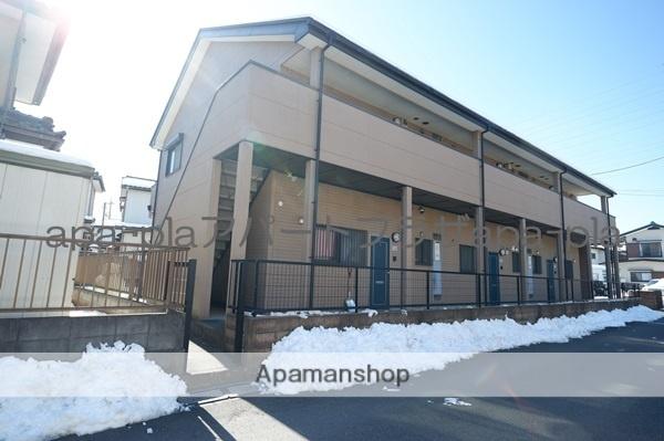 埼玉県川越市、川越駅徒歩15分の築13年 2階建の賃貸アパート