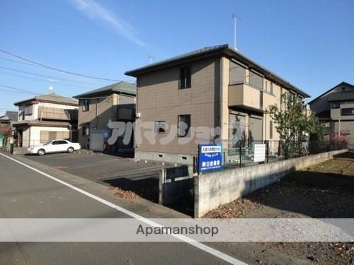 埼玉県坂戸市、坂戸駅徒歩20分の築15年 2階建の賃貸アパート