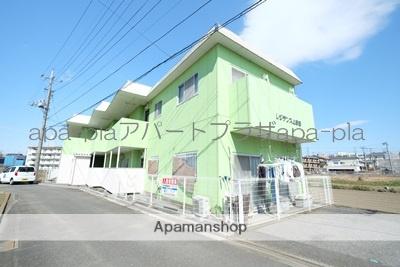埼玉県川越市、川越駅徒歩18分の築21年 2階建の賃貸アパート