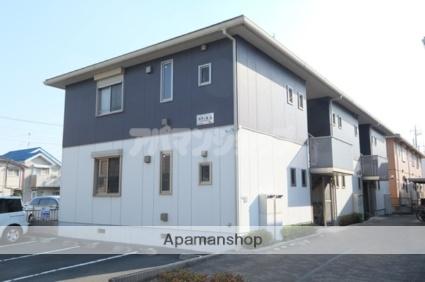 埼玉県坂戸市、若葉駅徒歩30分の築10年 2階建の賃貸アパート