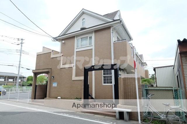埼玉県坂戸市、北坂戸駅徒歩14分の築30年 2階建の賃貸アパート