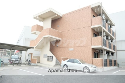 埼玉県坂戸市、若葉駅徒歩16分の築12年 3階建の賃貸マンション