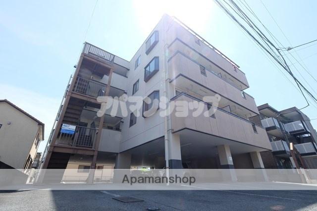 埼玉県坂戸市、坂戸駅徒歩4分の築25年 4階建の賃貸マンション