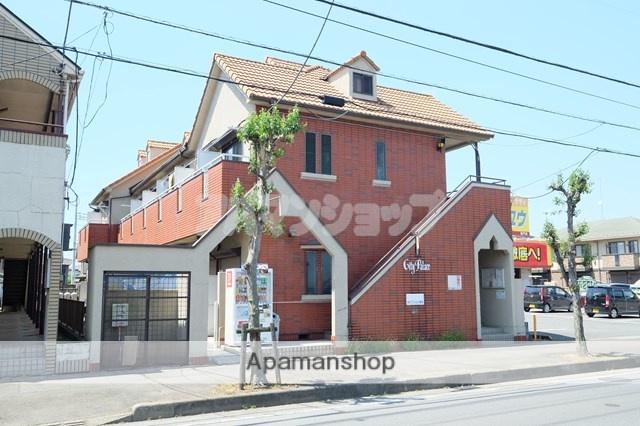 埼玉県坂戸市、坂戸駅徒歩8分の築30年 2階建の賃貸アパート
