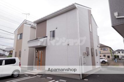 埼玉県坂戸市、坂戸駅徒歩14分の築4年 2階建の賃貸一戸建て
