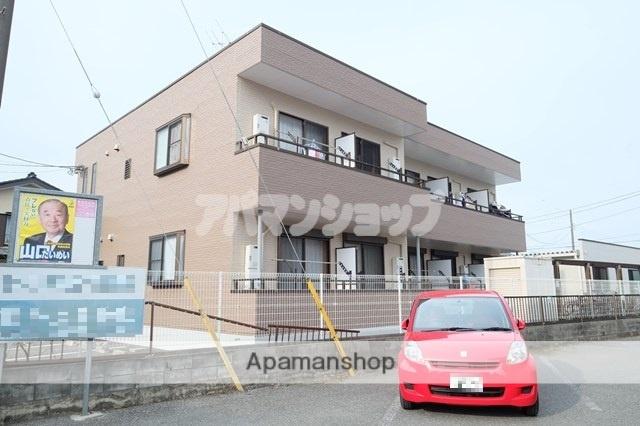 埼玉県坂戸市、若葉駅徒歩44分の築14年 2階建の賃貸マンション