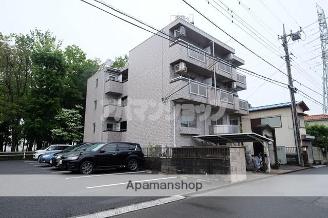 埼玉県鶴ヶ島市、若葉駅徒歩18分の築24年 4階建の賃貸マンション