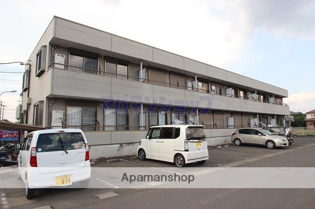 埼玉県鶴ヶ島市、一本松駅徒歩12分の築17年 2階建の賃貸マンション