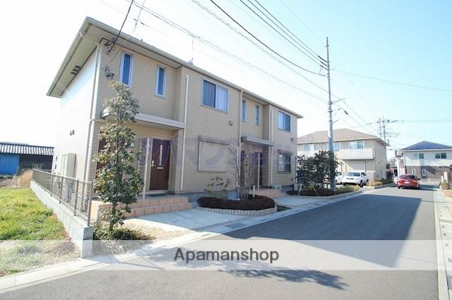 埼玉県川越市、的場駅徒歩30分の築5年 2階建の賃貸アパート