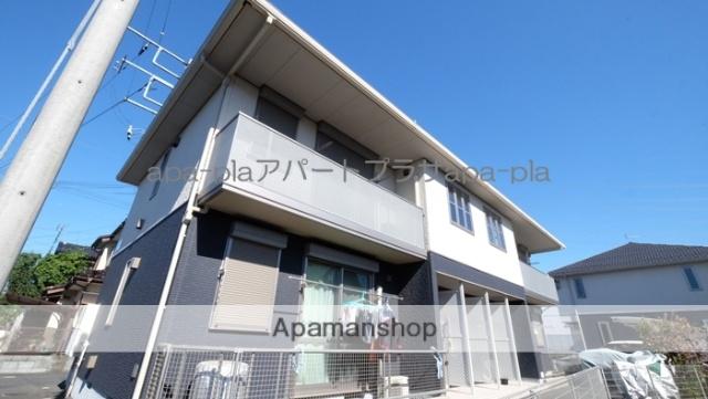 埼玉県川越市、西川越駅徒歩5分の築6年 2階建の賃貸アパート