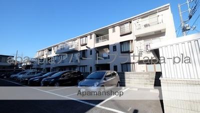 埼玉県川越市、川越駅徒歩10分の築28年 3階建の賃貸マンション