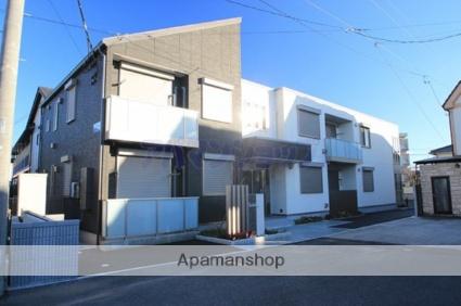 埼玉県坂戸市、若葉駅徒歩28分の築3年 2階建の賃貸アパート