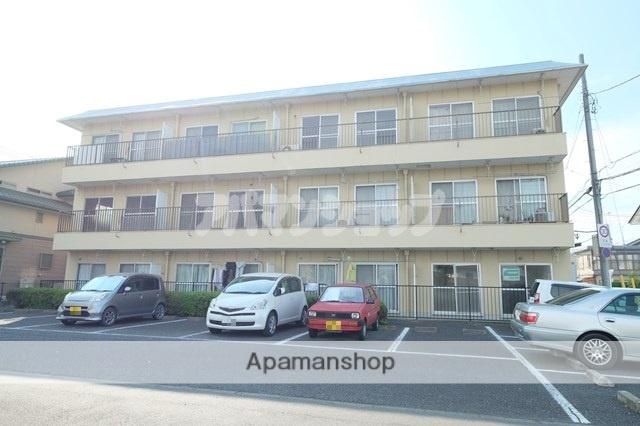 埼玉県鶴ヶ島市、鶴ヶ島駅徒歩23分の築35年 3階建の賃貸アパート