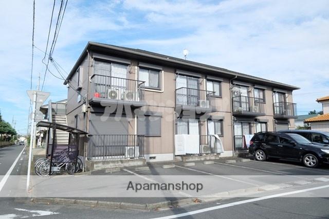埼玉県坂戸市、若葉駅徒歩40分の築14年 2階建の賃貸アパート
