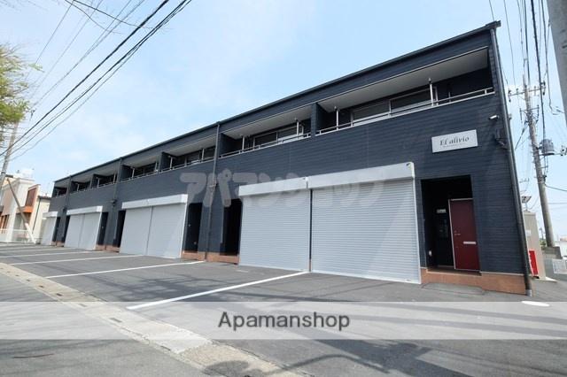 埼玉県鶴ヶ島市、若葉駅徒歩18分の新築 2階建の賃貸アパート
