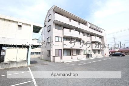 埼玉県川越市、川越駅徒歩14分の築26年 4階建の賃貸マンション