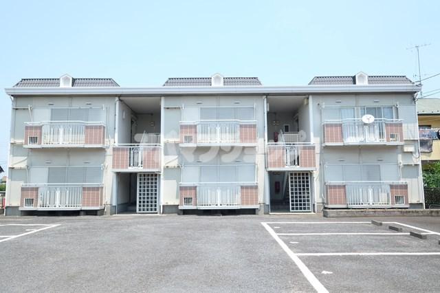 埼玉県坂戸市、坂戸駅徒歩14分の築27年 2階建の賃貸アパート