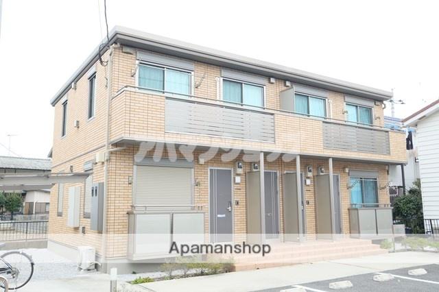 埼玉県坂戸市、若葉駅徒歩23分の築3年 2階建の賃貸アパート