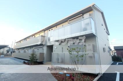 埼玉県坂戸市、若葉駅徒歩30分の新築 2階建の賃貸アパート