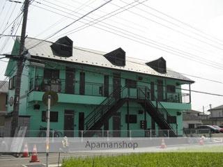 埼玉県川越市、西川越駅徒歩4分の築25年 2階建の賃貸アパート