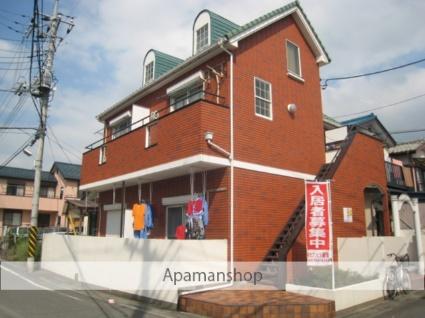 埼玉県鶴ヶ島市、鶴ヶ島駅徒歩16分の築28年 2階建の賃貸アパート