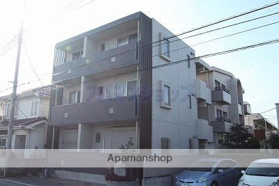 埼玉県川越市、的場駅徒歩20分の築10年 3階建の賃貸マンション