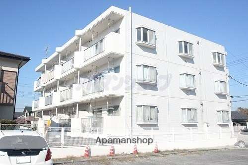 埼玉県鶴ヶ島市、霞ヶ関駅徒歩39分の築27年 3階建の賃貸マンション