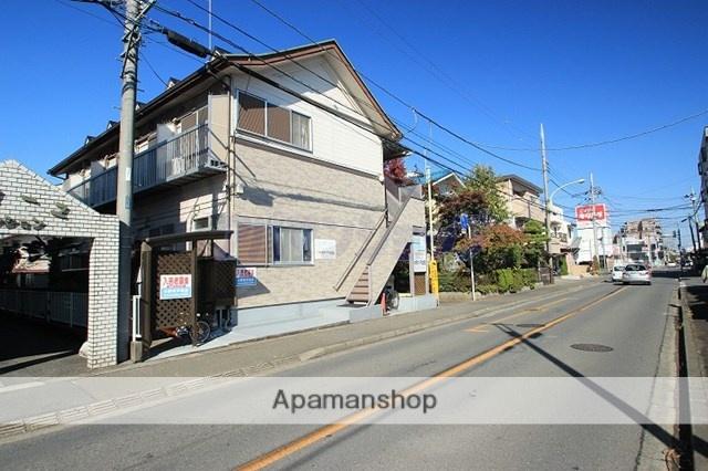 埼玉県鶴ヶ島市、鶴ヶ島駅徒歩15分の築29年 2階建の賃貸アパート