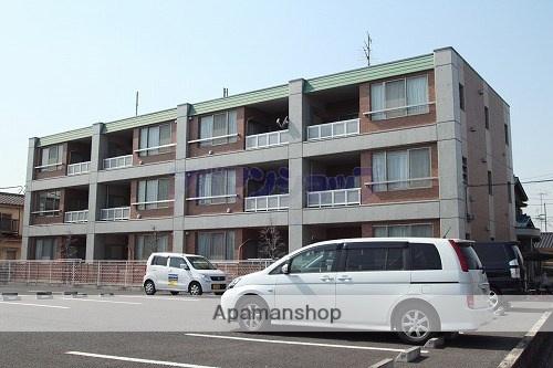 埼玉県川越市、笠幡駅徒歩4分の築12年 3階建の賃貸マンション