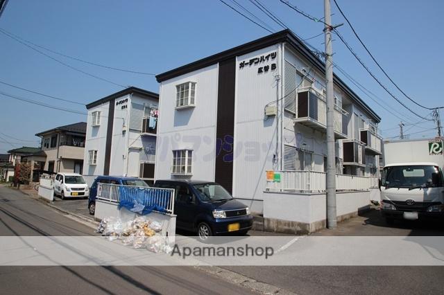 埼玉県川越市、霞ヶ関駅徒歩36分の築28年 2階建の賃貸アパート