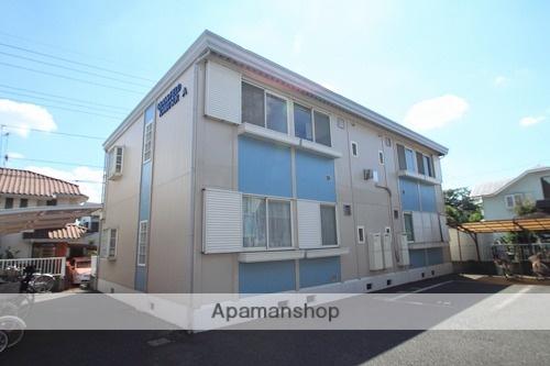 埼玉県川越市、的場駅徒歩27分の築28年 2階建の賃貸アパート