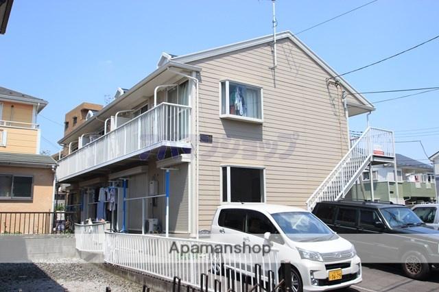 埼玉県鶴ヶ島市、鶴ヶ島駅徒歩6分の築24年 2階建の賃貸アパート