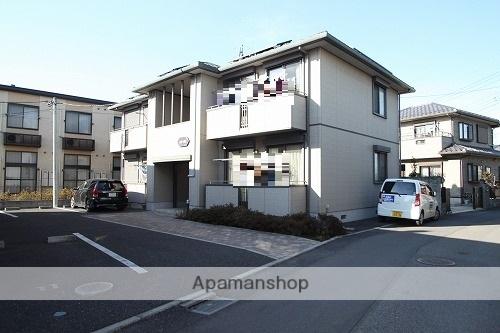 埼玉県川越市、的場駅徒歩5分の築14年 2階建の賃貸アパート