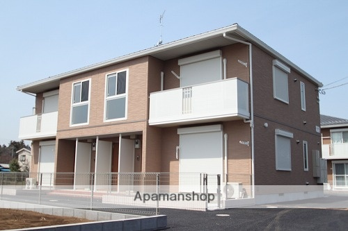 埼玉県川越市、笠幡駅徒歩18分の築4年 2階建の賃貸アパート