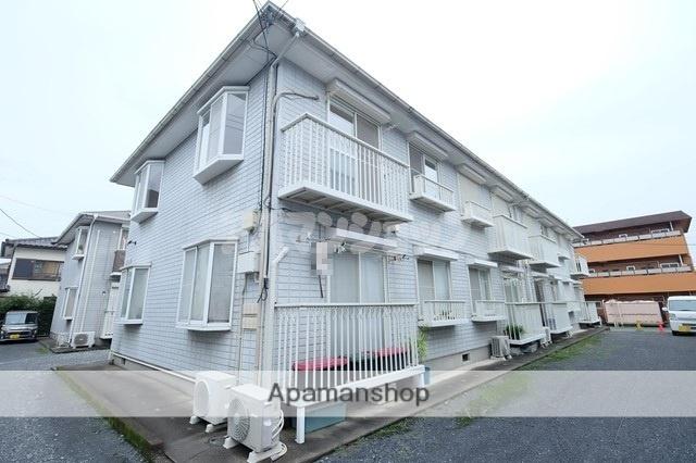 埼玉県坂戸市、若葉駅徒歩15分の築24年 2階建の賃貸アパート