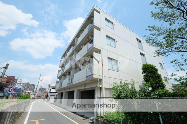 埼玉県坂戸市、若葉駅徒歩27分の築24年 4階建の賃貸マンション