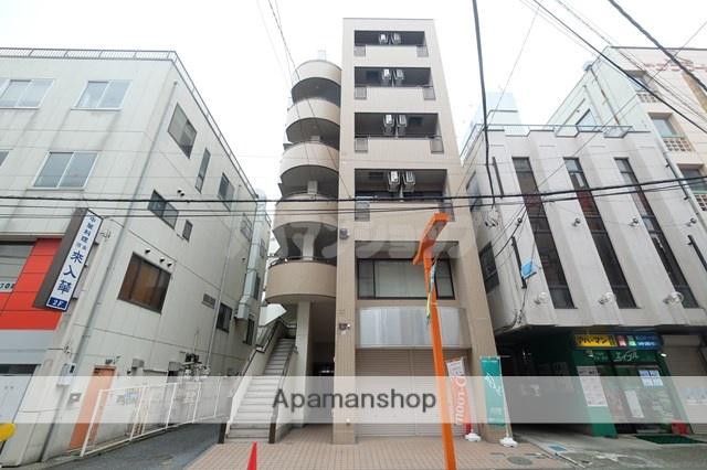 埼玉県坂戸市、若葉駅徒歩27分の築22年 6階建の賃貸マンション