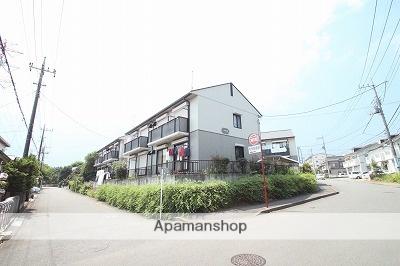 埼玉県川越市、笠幡駅徒歩32分の築24年 2階建の賃貸アパート