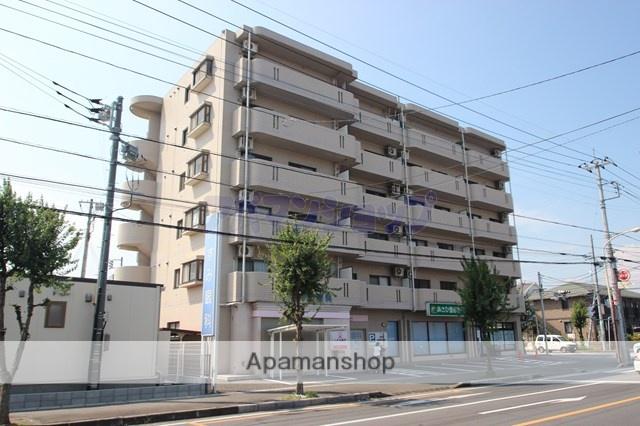 埼玉県坂戸市、坂戸駅徒歩16分の築23年 6階建の賃貸マンション