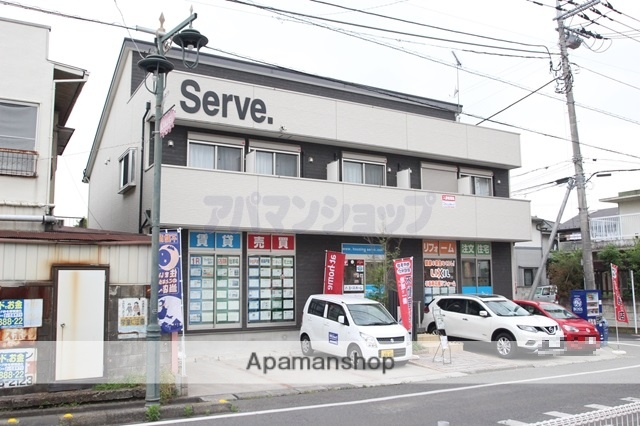 埼玉県川越市、的場駅徒歩17分の築5年 2階建の賃貸アパート