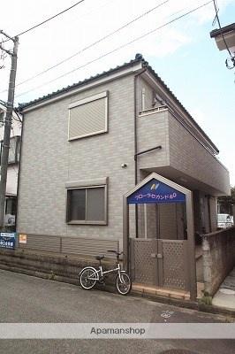 埼玉県川越市、霞ヶ関駅徒歩32分の築9年 2階建の賃貸アパート