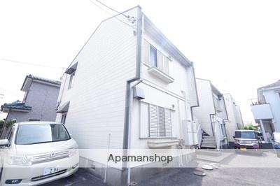 埼玉県川越市、的場駅徒歩5分の築28年 2階建の賃貸アパート